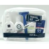 Дорожный уходовый набор мужской Travel Kit for men