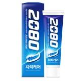 """Зубная паста """"защита от образования зубного камня"""" Dental Clinic 2080 Advance Blue 150 гр"""