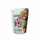 Гель для стирки шерстяных и деликатных тканей Pigeon Wool Touch Soft Pearl (мягкая упаковка) 1,3 л