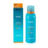 Увлажняющий солнцезащитный спрей AHC Natural Perfection Moist Aqua Sun Spray SPF50+ PA++++ 180 мл