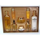 Набор уходовой косметики антивозрастной ANJО Professional 24K Gold Skin Care 6 SET