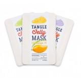 Тканевая желейная маска с осветляющим эффектом A'PIEU Tangle Jelly Mask
