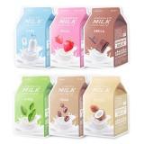 Молочная маска-салфетка для лица A'PIEU Milk One-Pack