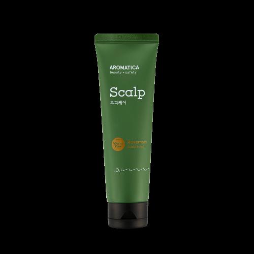 Скраб для кожи головы с розмарином Aromatica Rosemary Scalp Scrub 165 гр