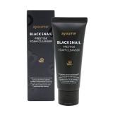 Очищающая пенка с муцином черной улитки Ayoume Black Snail Prestige Foam Cleanser 60 мл