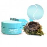 Патчи для глаз с экстрактом ласточкиного гнезда Ayoume Swallow's Nest Eye Patch 60 шт