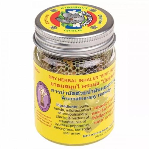 Сухой травяной ингалятор Binturong Dry herbal inhaler 50 мл