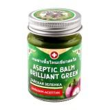 Бальзам с асептическим эффектом для ускорения процесса заживления ран Binturong Aseptic Balm Brilliant Green50 мл