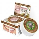 Зубная паста с экстрактом кокоса Binturong Coconut Thai Herbal Toothpaste 33 гр