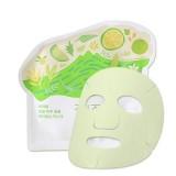 Тканевая маска для лица CIRACLE Jeju Citrus Sudachi Whitening Mask