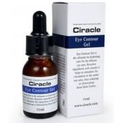 Гель для кожи вокруг глаз от отеков, темных кругов и морщин CIRACLE Eye Contour Gel 15 мл