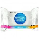 Мыло хозяйственное с пищевой содой CLIO Household Soap 450 гр