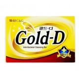 Туалетное мыло Gold-D Soap 100 гр