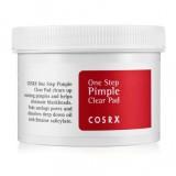 Очищающие пилинг-пэды для лица с BHA-кислотой COSRX One Step Pimple Clear Pad 70 шт