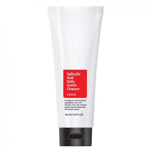 Отшелушивающая пенка с салициловой кислотой COSRX Salicylic Acid Daily Gentle Cleanser 150 мл