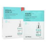 Тканевая маска-концентрат для сияния кожи DR.WONJIN Shine EX Concentrated Essence Mask 30 мл