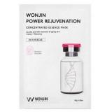 Омолаживающая тканевая маска для лица с коллагеновым комплексом DR.WONJIN Power Rejuvenation 30 мл
