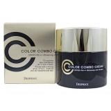 Универсальный СС крем DEOPROCE Color Combo Cream SPF50+PA+++ 40 гр