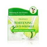 Увлажняющий крем с экстрактом огурца DEOPROCE Moisture Milk Cucumber Cream 100 гр