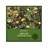 Увлажняющее мыло с аргановым маслом Deoproce Argan Moisture Soap 100 гр