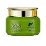 Крем для лица с экстрактом зеленого чая Deoproce Premium Green Tea Total Solution Cream 100 мл