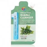 Средство для умывания пузырьковое Eyenlip Green Toks Bubble Cleanser 25 гр