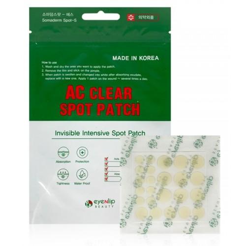 Патчи для проблемной кожи EYENLIP AC Clear Spot Patch 24 шт