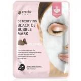 Кислородная маска для лица EYENLIP Detoxifying Black O2 Bubble Mask 25 гр