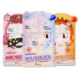 Трехэтапный уход для лица: пенка + эссенция + маска Elizavecca 3-Step Mask Pack