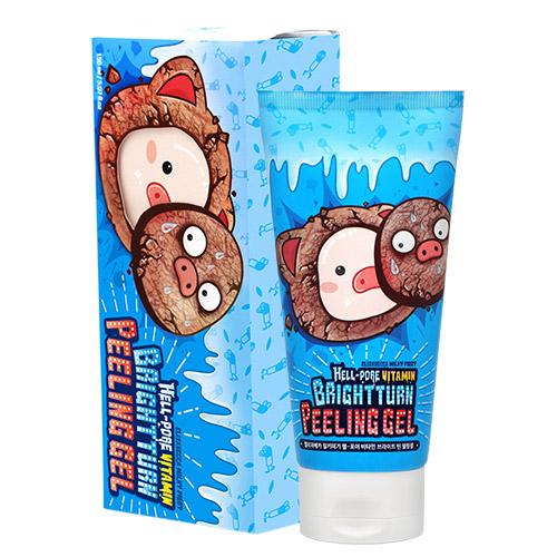 Витаминный пилинг-скатка для тонуса кожи Elizavecca Milky Piggy Hell-Pore Vitamin Brightturn Peeling Gel 150 мл
