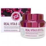 Крем с витаминами для сияния кожи Enough Real Vita 8 Complex Pro Bright Up Cream 50 мл