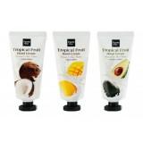 Крем для рук тропические фрукты FARMSTAY Tropical Fruit Hand Cream 50 гр