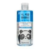 Двухфазная мицеллярная вода с коллагеном FARMSTAY Cleansing Oil In Water Collagen 300 мл