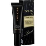 Премиум-крем для глаз с муцином черной улитки FARMSTAY Black Snail Premium Eye Cream 50 мл