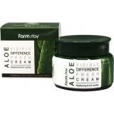 Освежающий крем с алоэ вера FARMSTAY Visible Difference Fresh Cream Aloe 100 мл