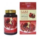 Сыворотка всё-в-одном с экстрактом граната FARMSTAY Pomegranate All-In-One Ampoule 250 мл