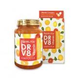 Многофункциональная витаминная сыворотка FARMSTAY DR.V8 Vitamin Ampoule 250 мл
