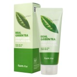 Пилинг-гель с экстрактом зеленого чая FARMSTAY Real Green Tea Deep Clear Peeling Gel 100 мл