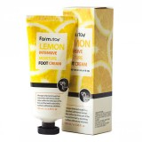 Интенсивный увлажняющий крем для ног с лимоном FarmStay Lemon Intensive Moisture Foot Cream 100 мл