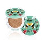 Матирующий кушон For the SKIN by LAB Vita Colla Powder Cushion 12 гр