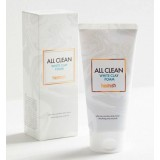 Пенка для умывания с белой глиной HEIMISH All Clean White Clay Foam 150 гр