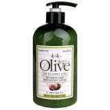 Увлажняющий лосьон для тела IMSELENE Olive Intensive Care Body Essence Lotion 400 мл