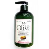 Увлажняющий лосьон для тела IMSELENE Olive Mild & Smooth Body Essence Lotion 400 мл