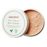 Рассыпчатая пудра для матирования и выравнивания тона INNISFREE No-Sebum Blur Powder 5 гр