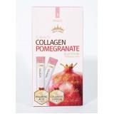 Коллагеновое желе в стиках с гранатом JINSKIN K-BEAUTY Collagen Pomegranate Jelly Stick