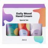 Набор увлажняющих кремов для рук JUNGNANI DAILY Mood Hand Cream Happy Day 3 шт * 60 гр