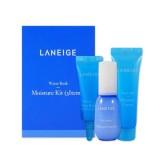 Мини-набор интенсивно увлажняющих средств Laneige Water Bank Moisture 3 Kit
