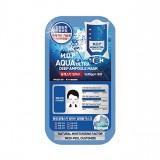 Тканевая маска для упругости кожи с экстрактом черной икры MEDI-PEEL Aqua Ultra Deep Ampoule Mask 25 мл