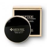 Увлажняющий маскирующий кушон с пептидами MEDI-PEEL PEPTIDE 5GF Ampoule Cushion SPF50+PA+++ 14 гр