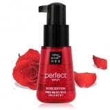 Сыворотка для волос с маслом розы MISE EN SCENE Perfect Serum Rose Edition 70 мл